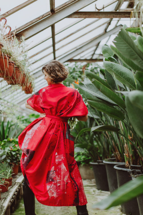Kimono-dresses